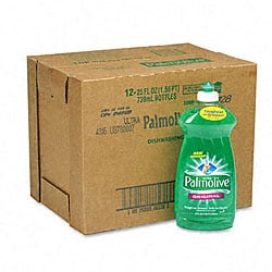 Palmolive Ultra Dishwashing Liquid - 12/Carton
