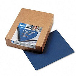Linen Report Cover (Box of 100 Sets)
