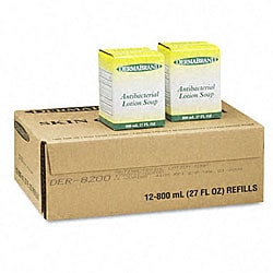 Antibacterial Lotion Soap - 12/Carton