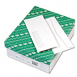 Security Window Envelopes - #10 (Box of 500)