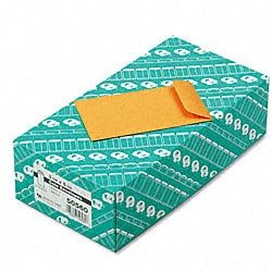 Kraft #7 Coin/Small Parts Envelopes (Box of 500)