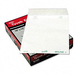 "DuPont Tyvek Catalog/Open End Envelopes (10"" x 13"") - 100 per Box"