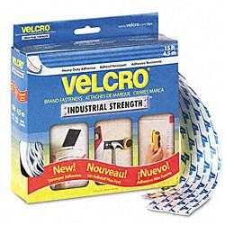 Industrial Strength Sticky-Back Hook & Loop Fasteners