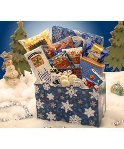 Season's Greetings Holiday Gift Box