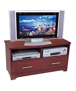 Tiffany Mahogany Plasma TV Stand