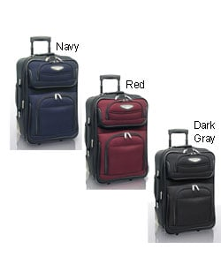 Traveler's Choice Light Weight Amsterdam 21-inch Carry-on
