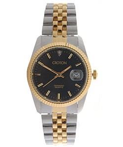 Croton Men's Famous Look Dress Quartz Watch