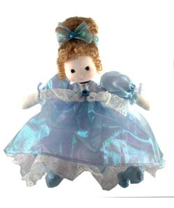 Cinderella Princess Collectible Musical Doll