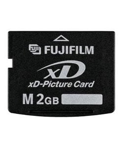 Fuji 2GB xD Picture Card (Retail Packaging)