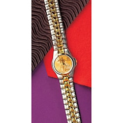 American Coin Treasures St. Gaudens $20 Gold Piece Replica Men's Watch