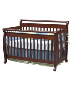 Emi Cherry 4-in-1 Crib