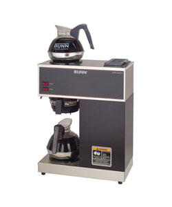 Bunn VPR 12-cup Pourover Commercial Coffee Brewer