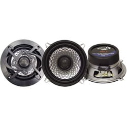 Lanzar 2-way Coaxial Speaker Pair System