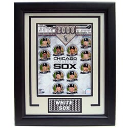Chicago White Sox 2008 11x14 Deluxe Frame
