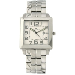 Lucien Piccard Men's Prime Time Steel Watch