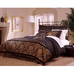 Diamonte 9- or 11-piece Deluxe Comforter Set