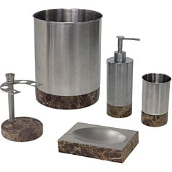 Classique 5-piece Bath Accessory Set