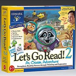 Let's Go Read 2: An Ocean Adventure Software
