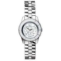 Christian Dior Men's Chronograph Diamond Watch