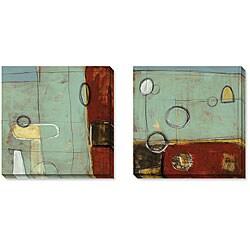 Lindsay 'New Beginning' Gallery-wrapped Art Set