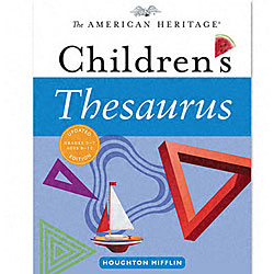 American Heritage Childrens Thesaurus