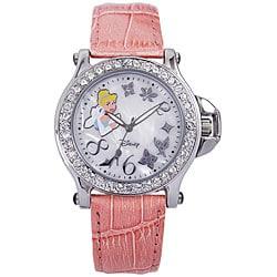 Disney Brilliance Diamond Cinderella Women's Watch