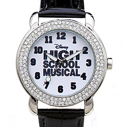 Disney Rhinestone High School Musical Girls' Watch