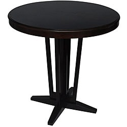 Maddox Espresso Bistro Table