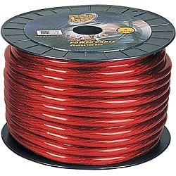 GSI GPC4R100 4-gauge 100-foot Ground Cable