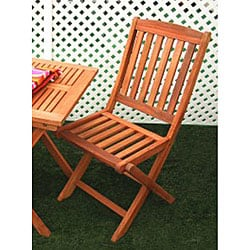 Glaser Folding Bistro Chair (Set of 2)