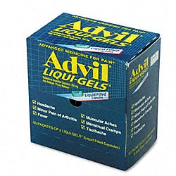 Advil Liqui-Gels (60 Packs per Box)