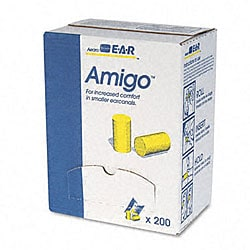Classic Small Ear Plugs (Case of 200 Pairs)