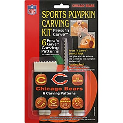 Chicago Bears Pumpkin Carving Kit