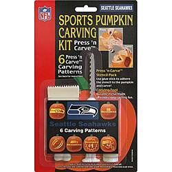 Seattle Seahawks Pumpkin Carving Kit 4168803