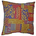 Nisha Bohemian 24-inch Floor Pillow
