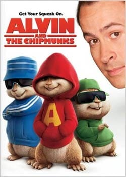 Alvin and the Chipmunks (DVD) 3586253