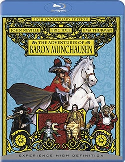 Adventures of Baron Munchausen, The 20th Anniversary Edition (Blu-ray Disc) 3596257