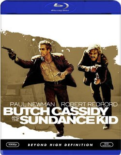 Butch Cassidy & The Sundance Kid (Blu-ray Disc) 3604116