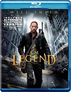 I Am Legend (Blu-ray Disc) 3608819