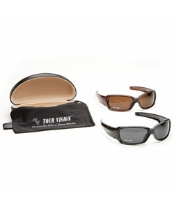 Tour Vision Pebble Collection Golf Sunglasses