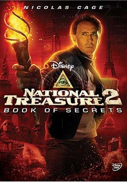 National Treasure 2: Book of Secrets (DVD) 3625362