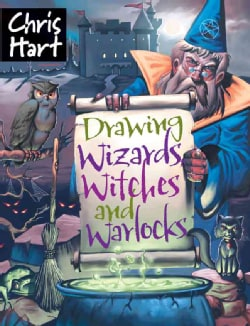 Drawing Wizards, Witches and Warlocks (Paperback) 3640355