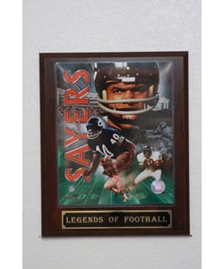 Gale Sayers Plaque