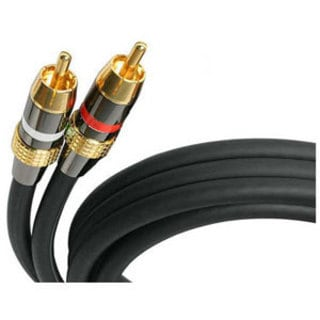 StarTech.com 20 ft Premium Stereo Audio Cable RCA - M/M