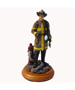 Fireman Professional Figurine