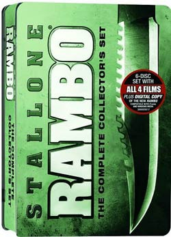 Rambo: The Complete Collector's Set (DVD) 3664439