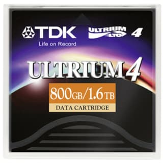 TDK LTO Ultrium 4 Data Cartridge