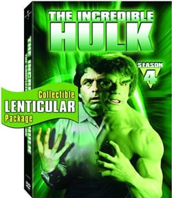 The Incredible Hulk: The Complete Fourth Season (DVD) 3677514