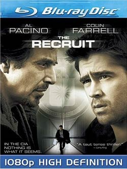 The Recruit (Blu-ray Disc) 3678622