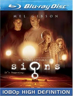 Signs (Blu-ray Disc) 3678623